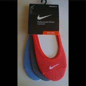 Women's no-show Nike socks!!!